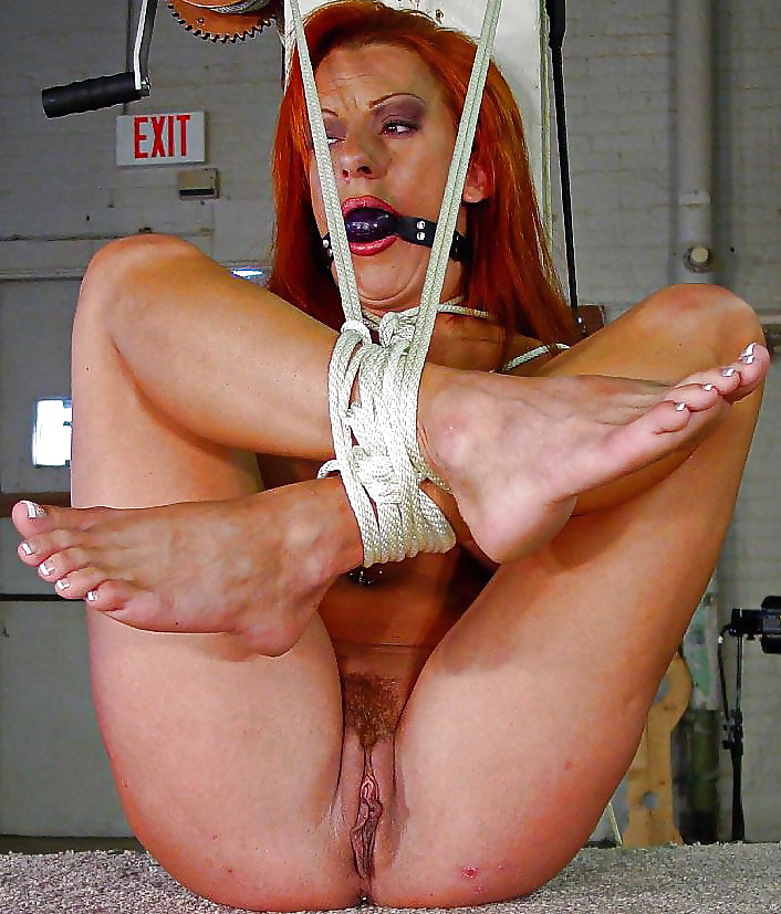 Bondage models tumblr