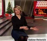 Heinrich nackt fake sabine Sabine Christiansen