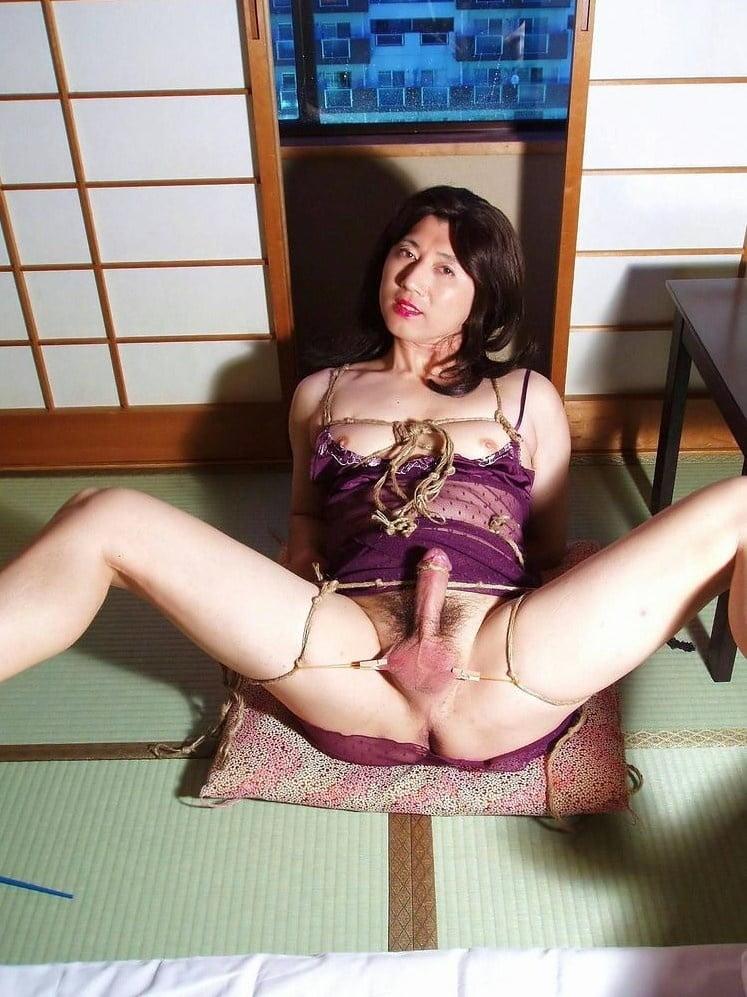 Watch japanese crossdresser