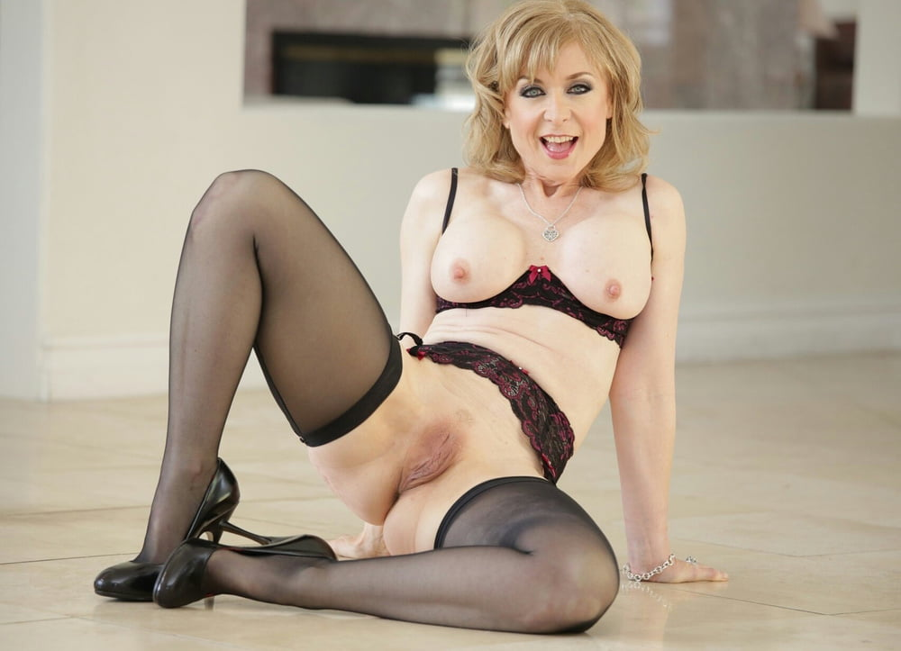 nina-hartley-completely-nude-topless-blonde