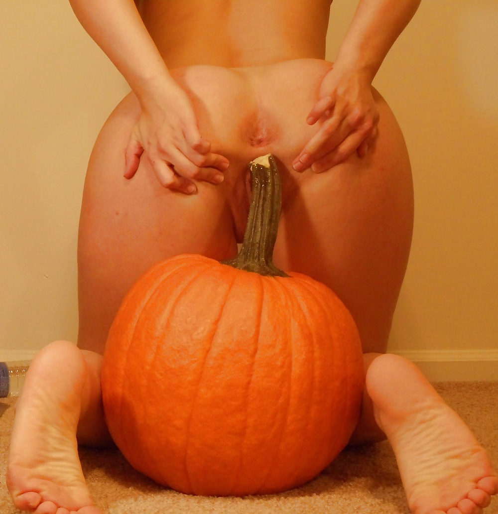Pumpkin fuck videos