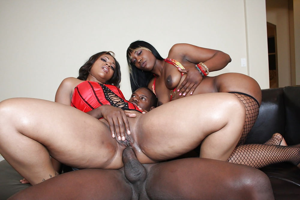Black females having anal sex