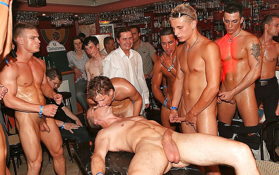 Gay sex party clips