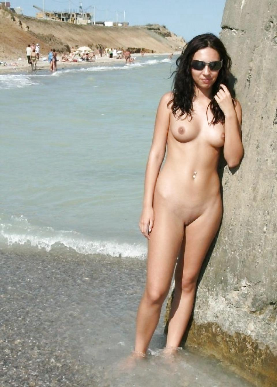 Indian beach nude — 10