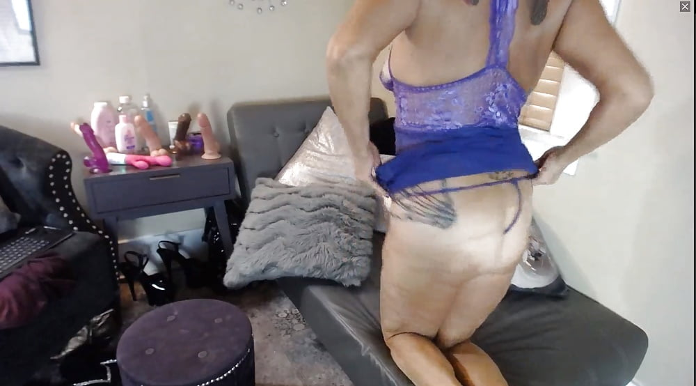 Yanks jenny mace stretches sensually before her orgasm - 3 part 8