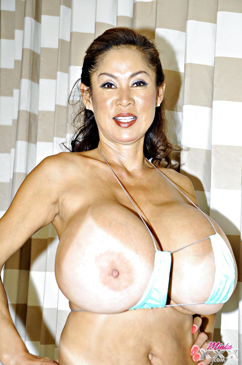 Minka big tits porn on high quality tits