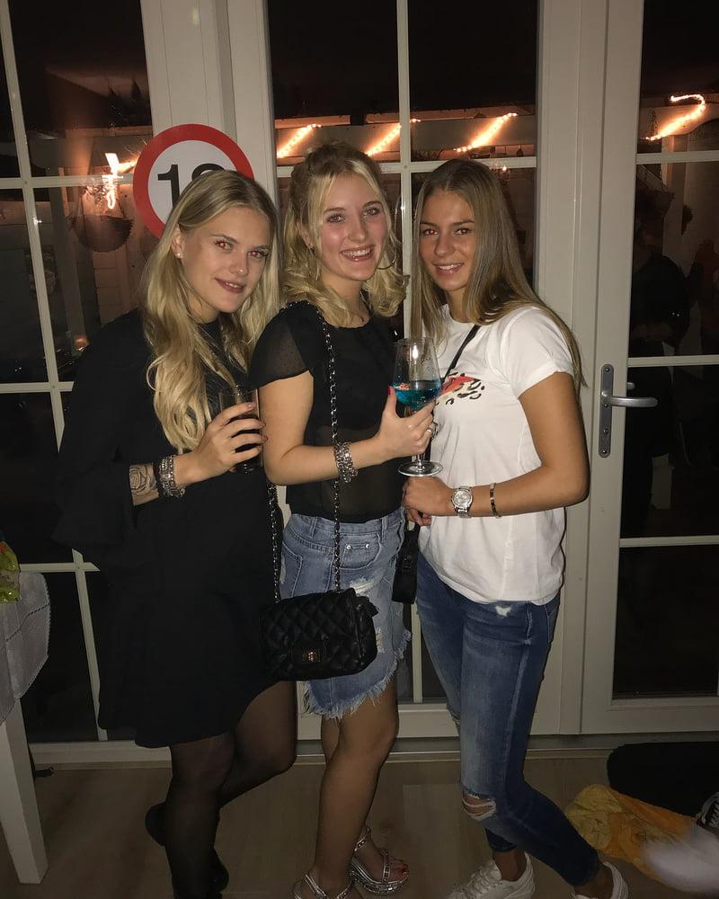 Dutch Girl Lexi - 37 Pics