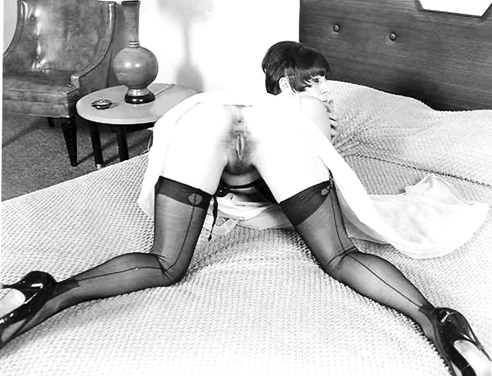 Vintage black retro elegant lingerie xxx photos full hd
