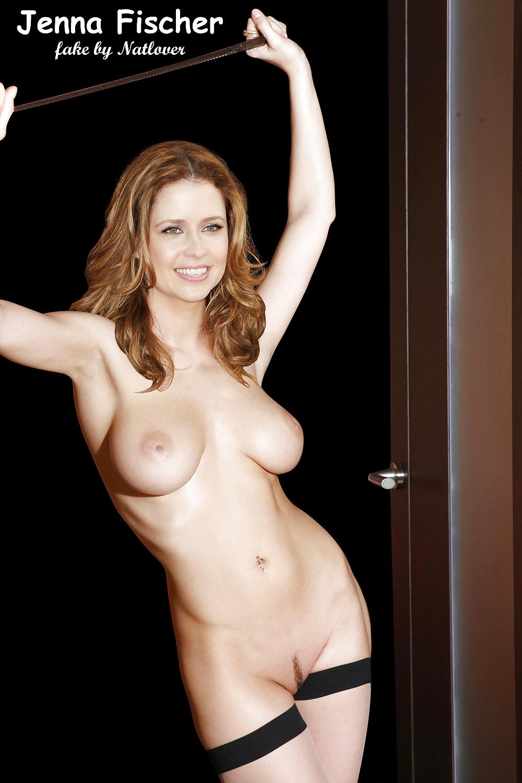 Jenna Fischer Nude Full Photo Sex