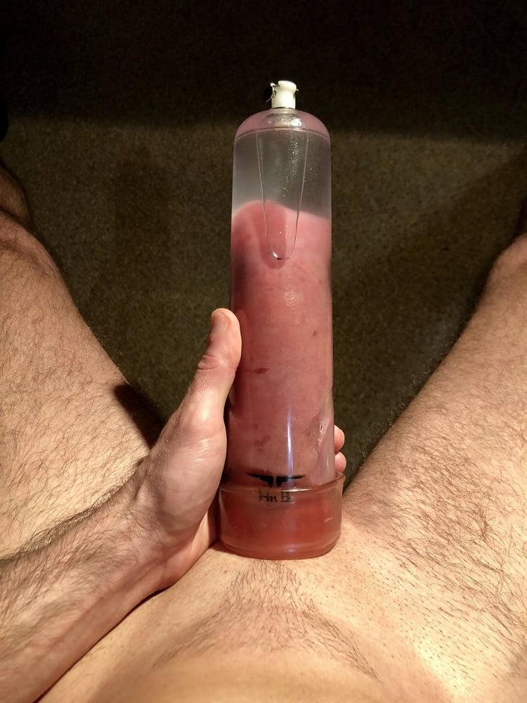 Pumped sex
