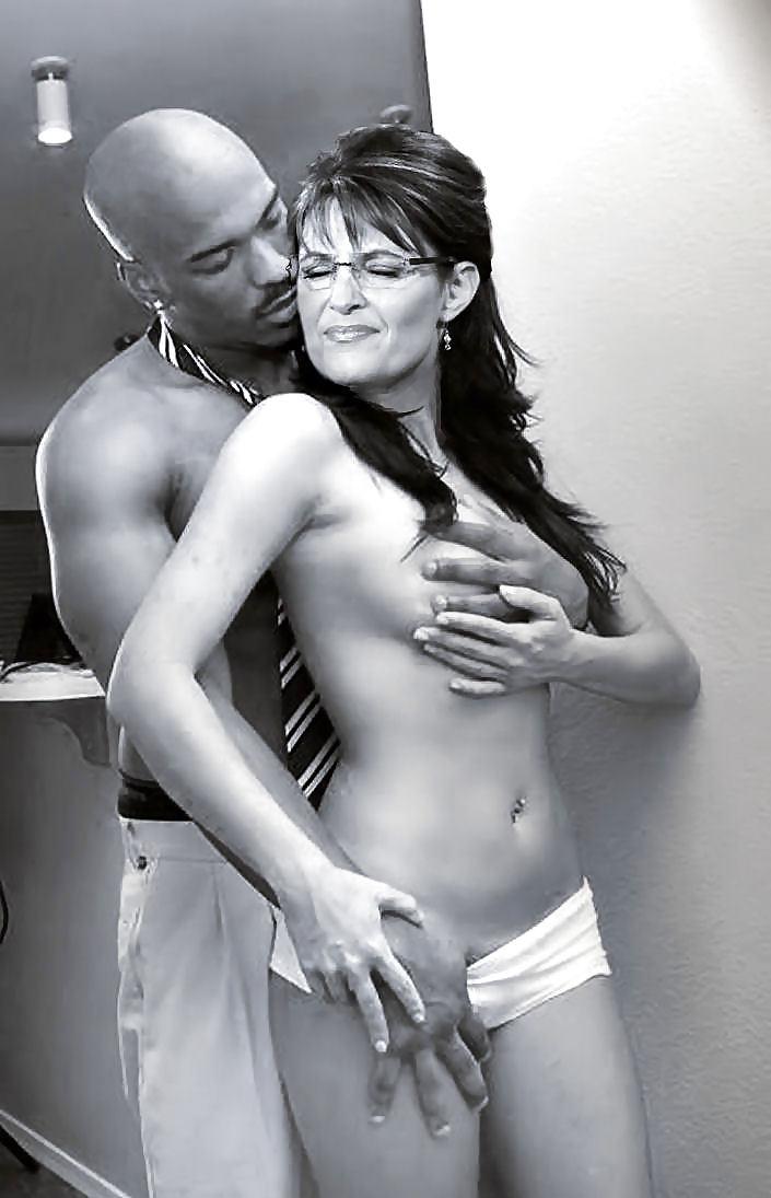More Sarah Palin Fake Interracial - 48 Pics  Xhamster-3796