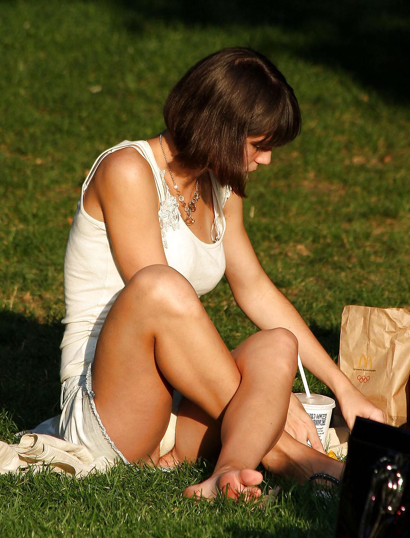 Candid Voyeur Panties Thongs Flashing Tits Asses Teens -5290