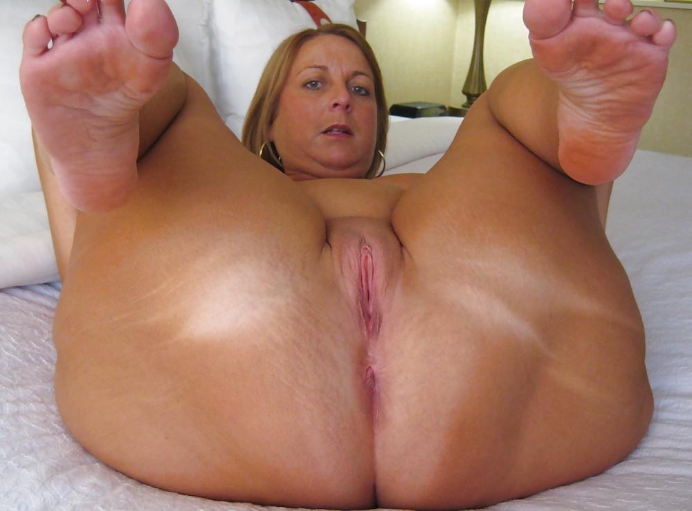 Hot Full Figured Pussy