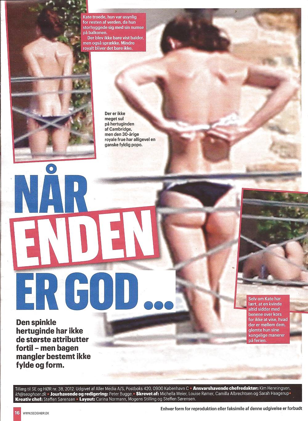 Naked Princess Kate Naked Images