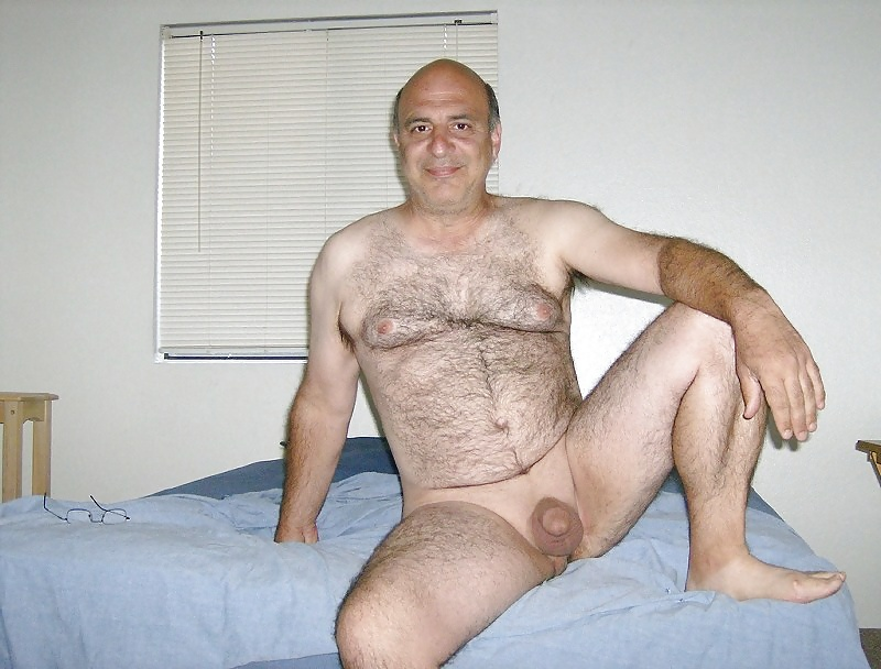 Free mature hairy older men naked