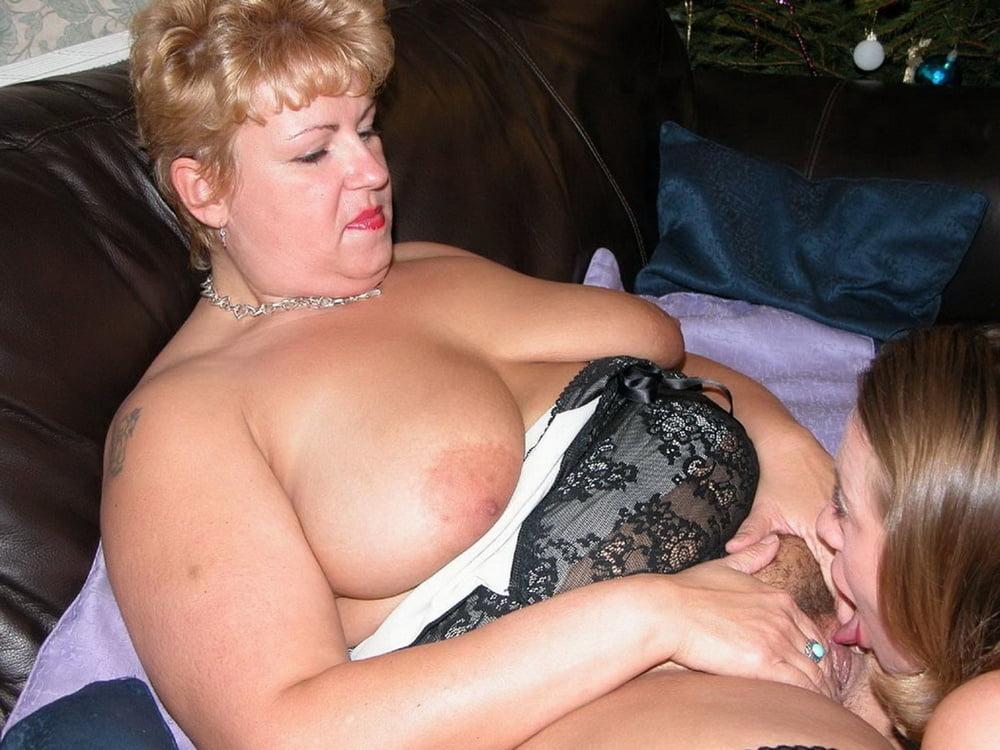 Huge Fat Kinky Lesbian Family Fun