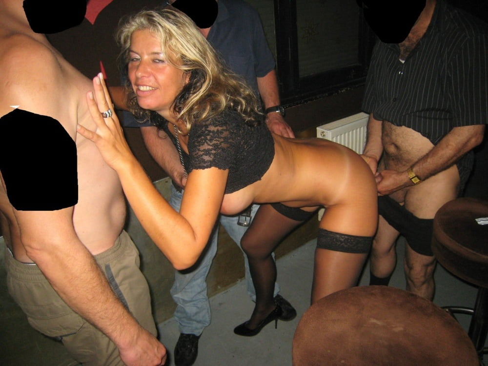 Wife dress like whore in public streaming porn