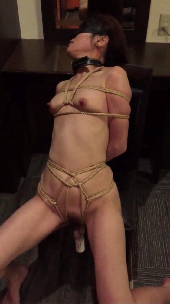 Japanese slave girl