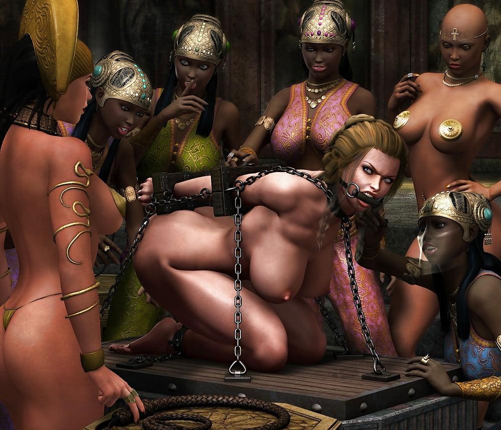 Harem girl slave, lesbian bdsm story