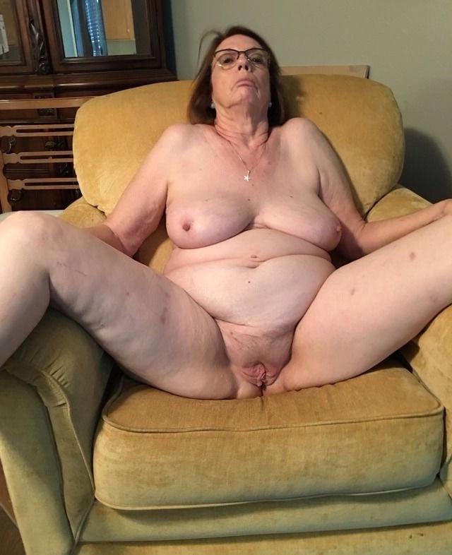 Oma nackt fette Uralte Fette