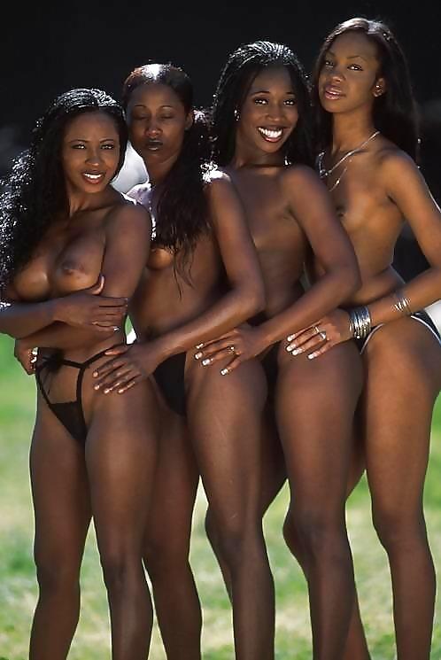 Sexy Black Girls Grinding