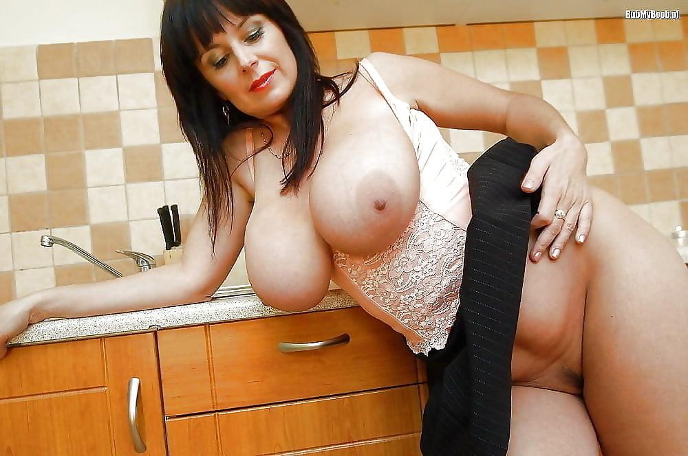 Polish exanti rub my boobs