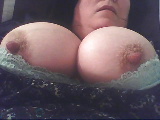 My wifes great tits