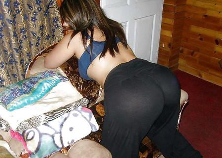 My Arab-Turkish Wife's HOT ASS