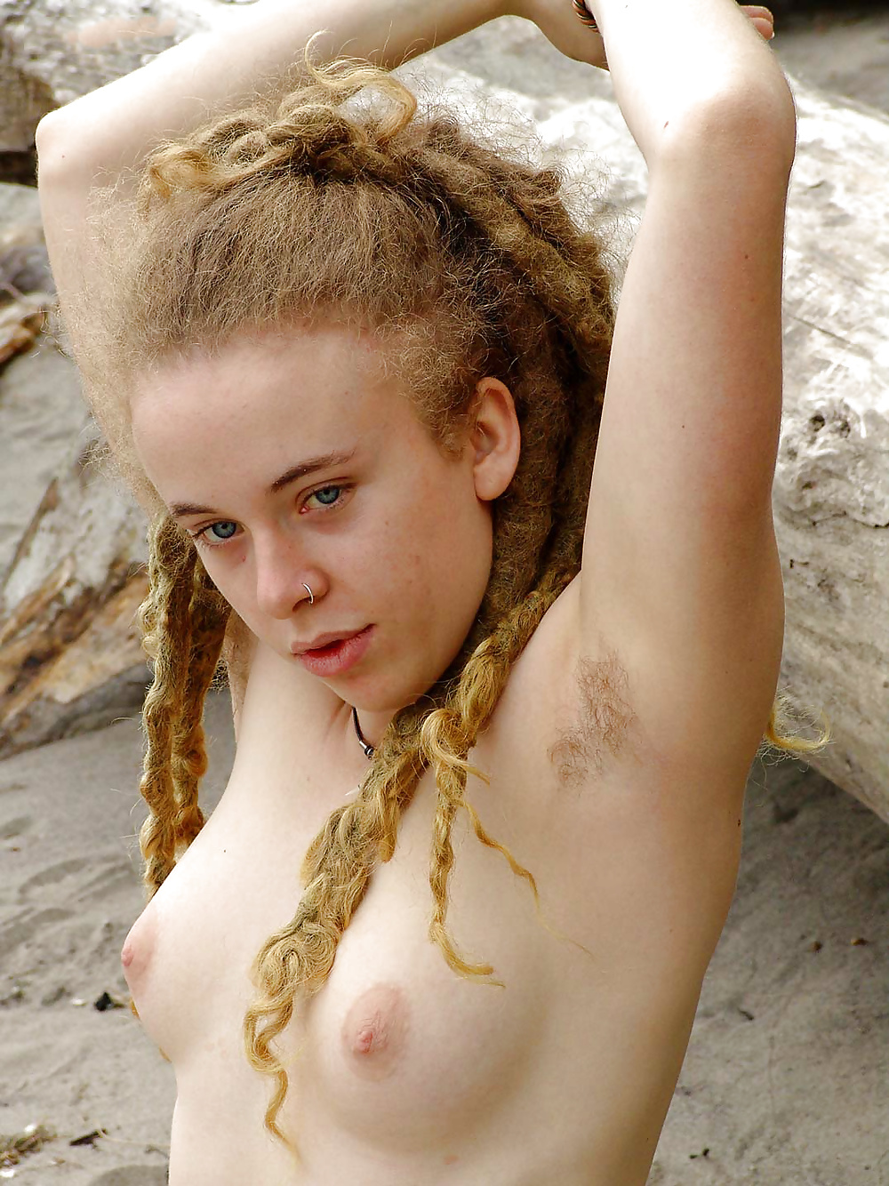 Girl with dreads porn — img 9
