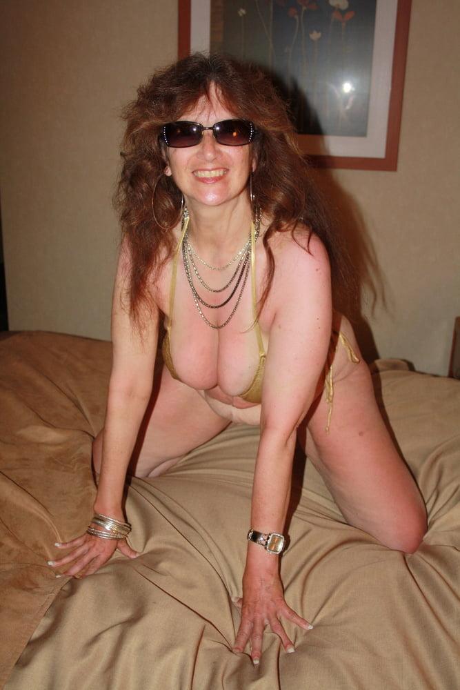 Mature women in skimpy bikinis-5511