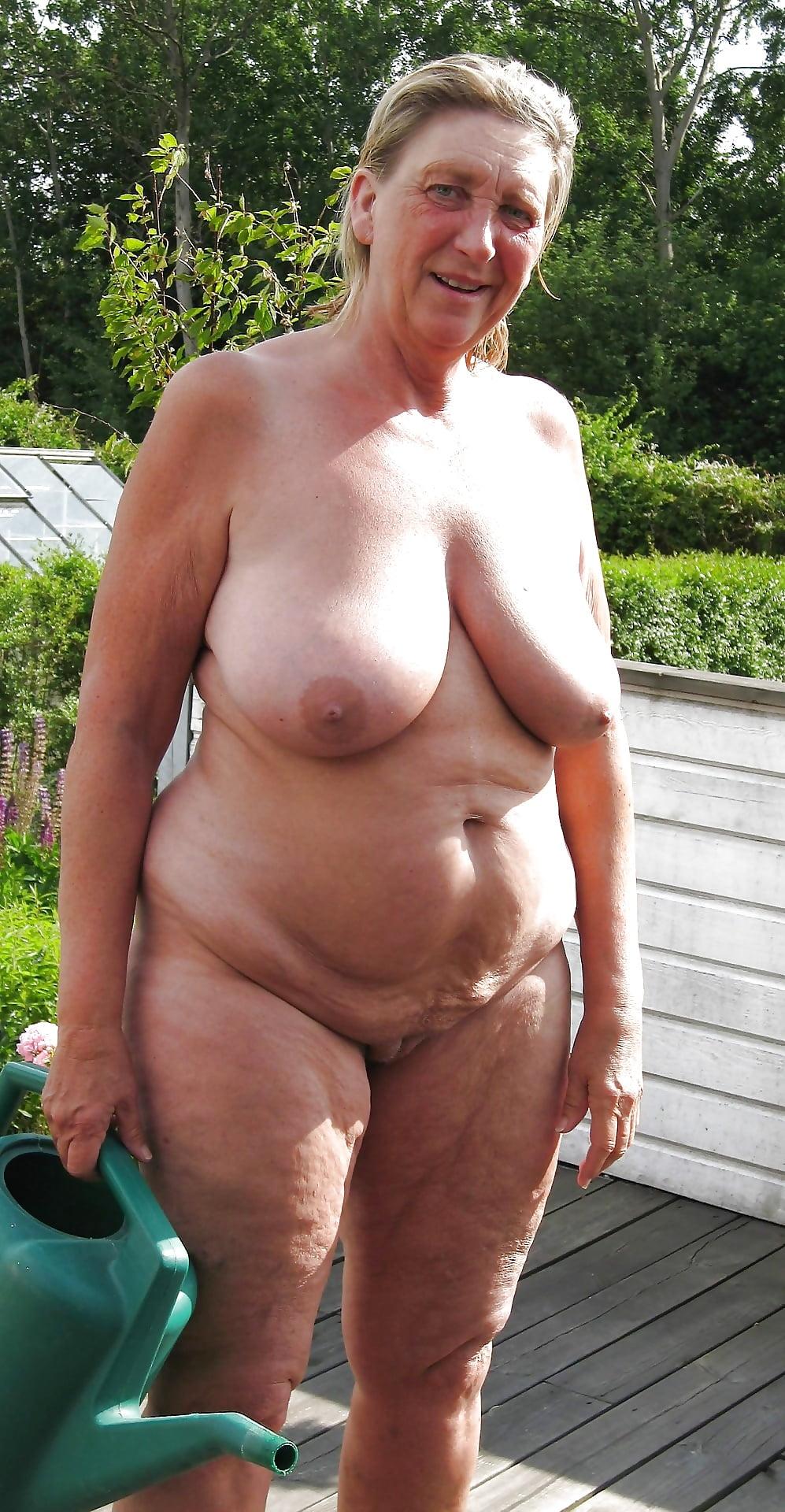 Фото пожилые голые женщины — pic 13