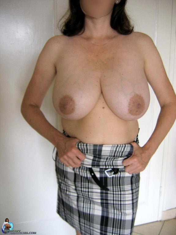 Skinny girl with huge natural tits-6442