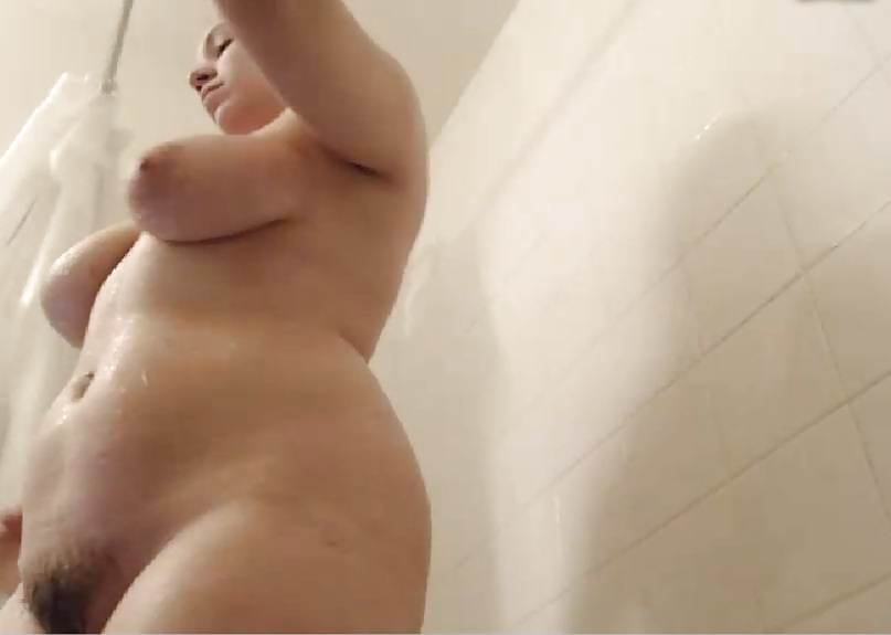 shower Chubby in