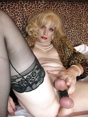 Gils mature crossdresser pictures breasts