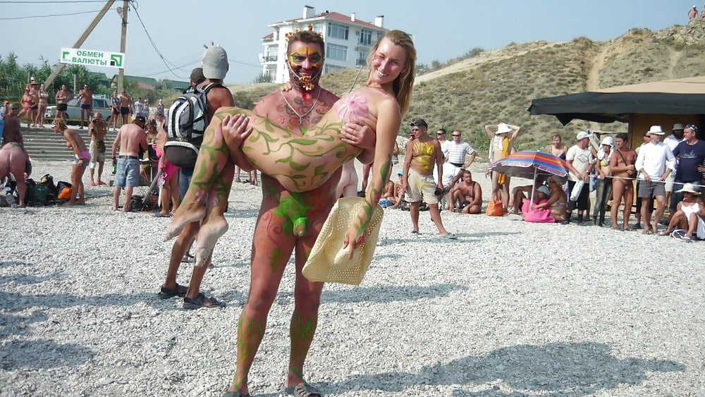 Senior nudistiske leirer