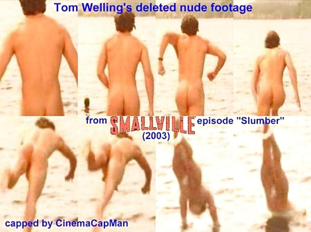 Tom welling nude