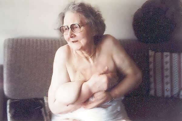Very old women in porn
