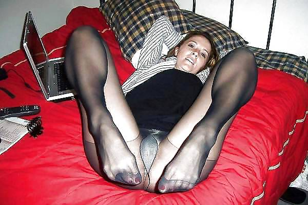 Amateur Pantyhose Nylon Pic TXXX 1