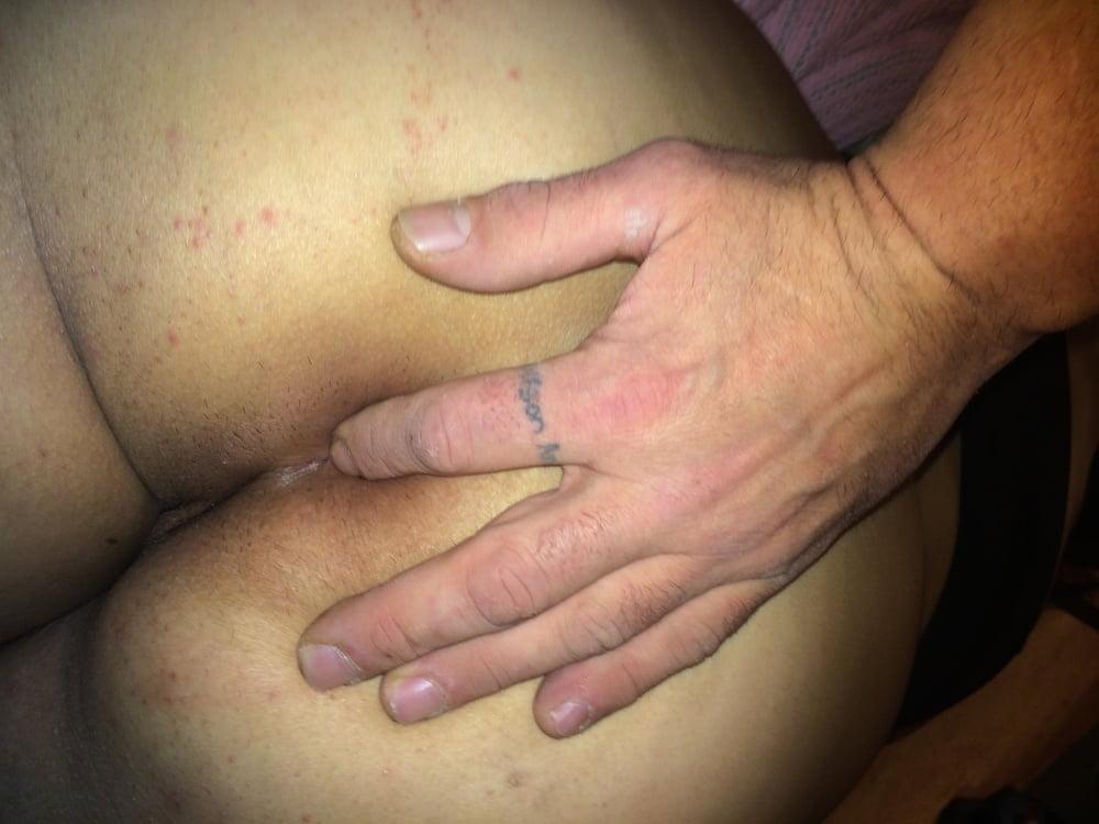 Fat ass on my girlfriend- 99
