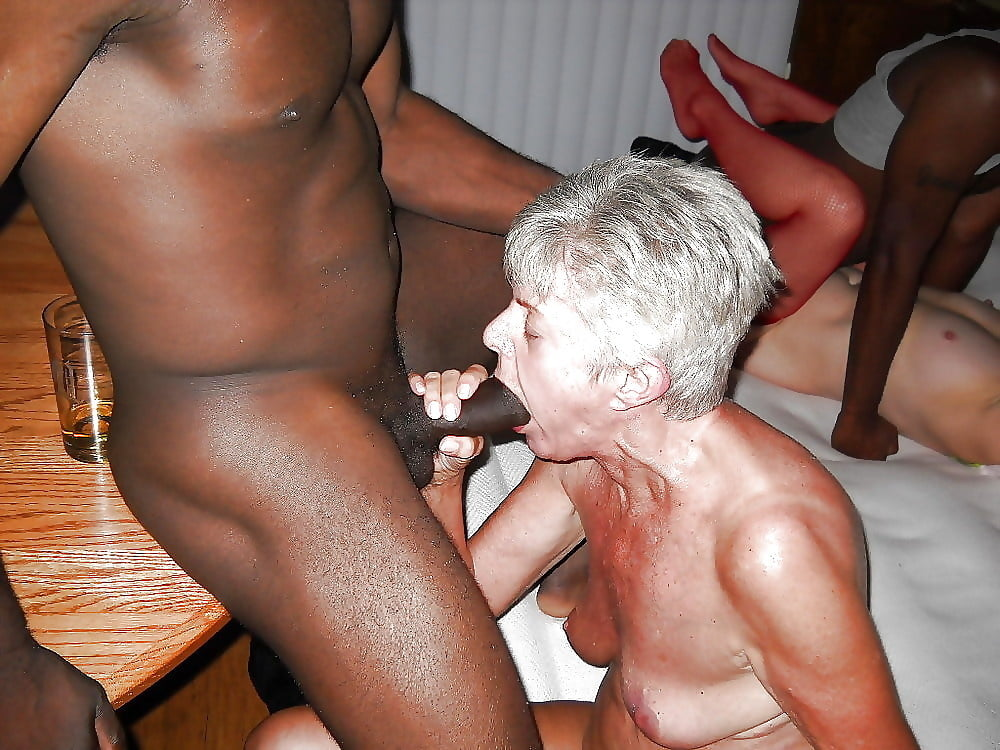 Old lady sucking young black dick and then f free xxx galeries