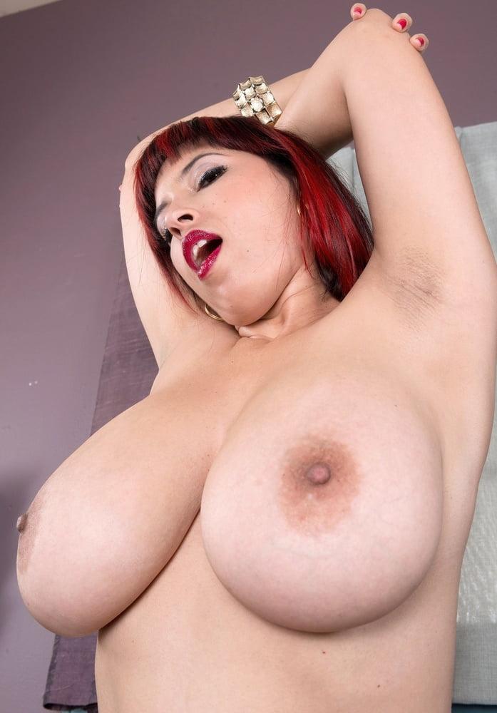 Redhead busty blowjob-5419