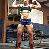 Female Muscle,Biceps and Bubblegum. FBB. Tribute