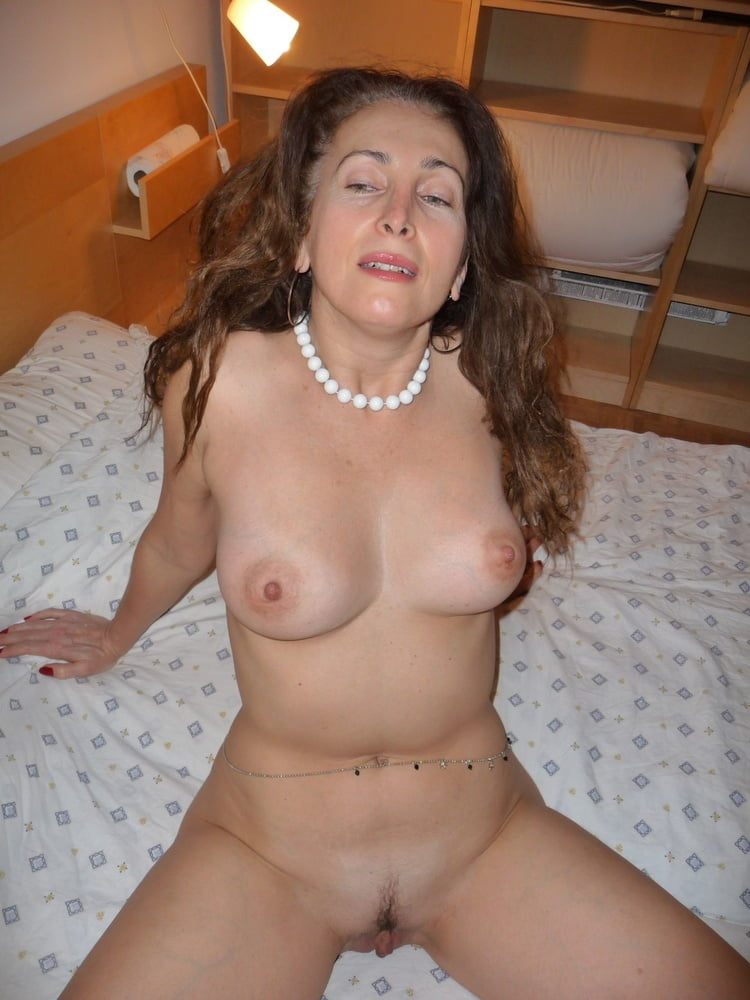 Nude Milf At Home