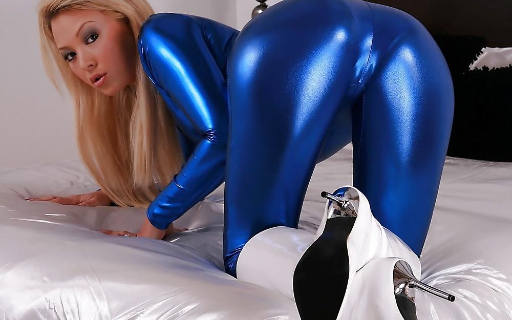 Sexy sexy spandex gallery xxx boobs