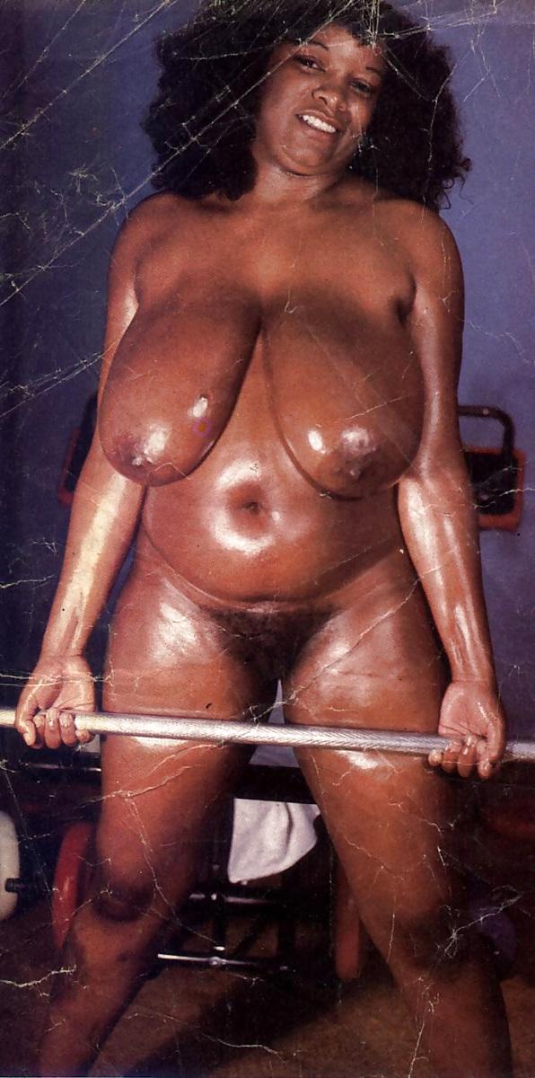 голые негритянки ретро - 3