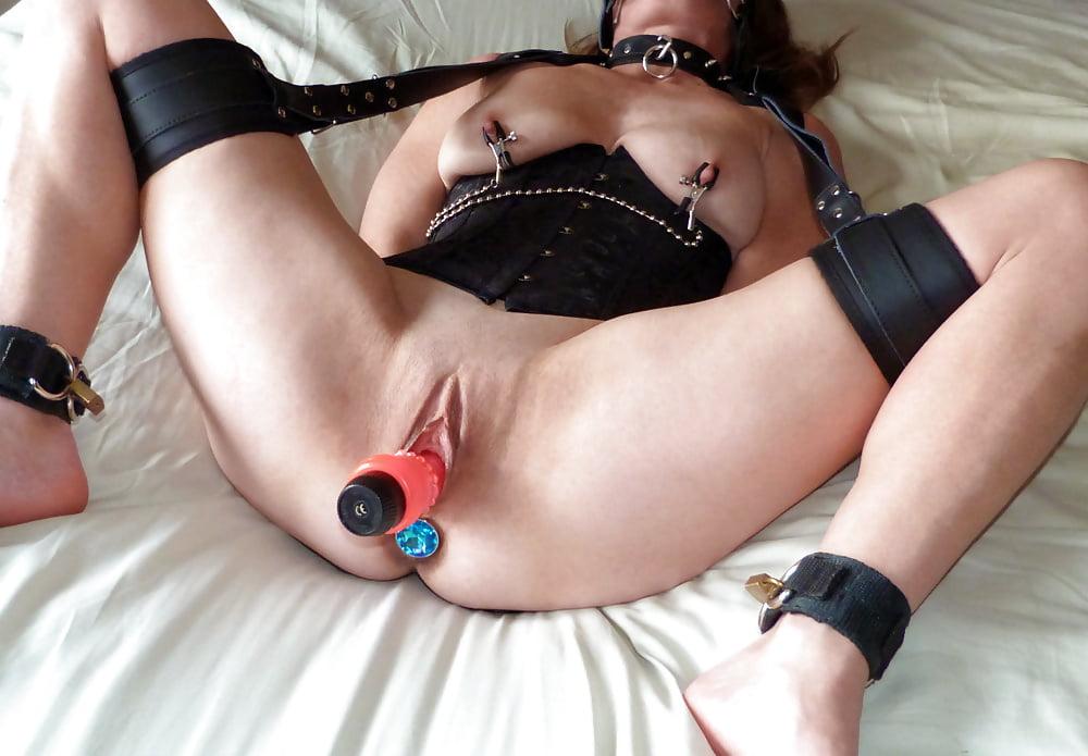 Bondage butt sex 1