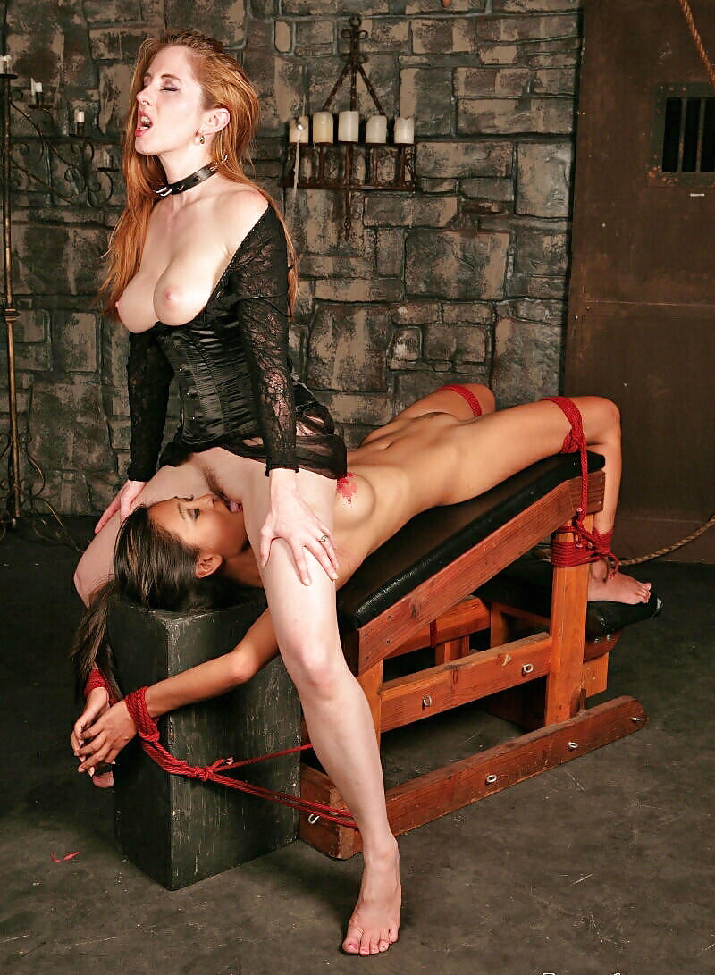 Blonde amateur slave weekays intense bdsm and pussy torture of tattooed private submissive in insane agony