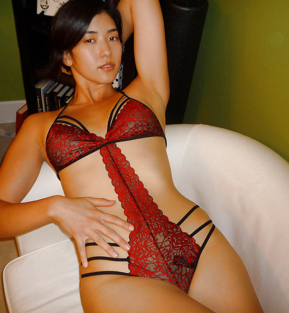 Hot shaved asian pussy-8779