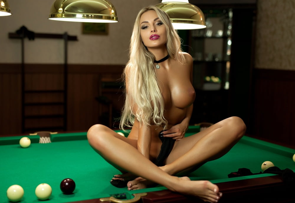Pool Table Foursome Porn Photo Online