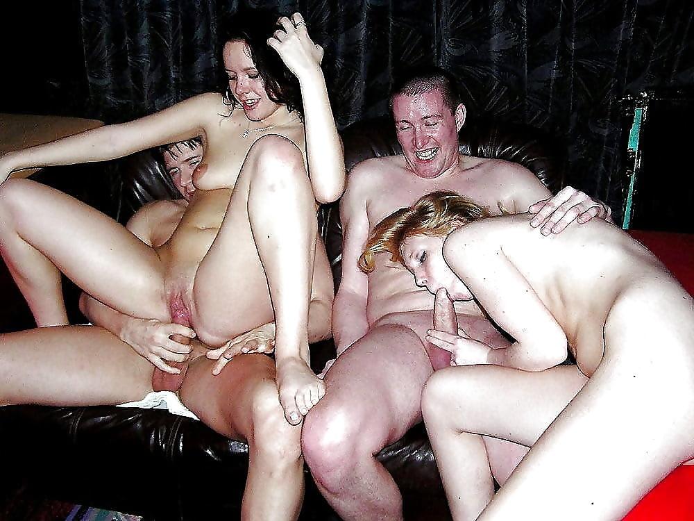 Mature swingers amateur group sex